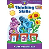 Best School Zone Kid Books - School Zone Workbooks Thinking Skills Grade P Review