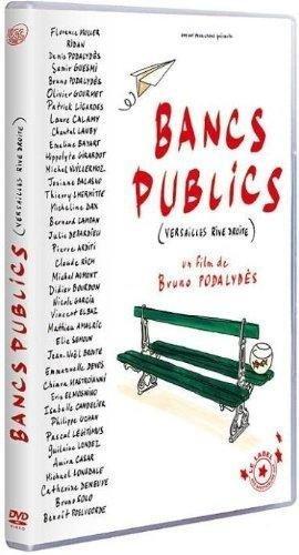 Park Benches ( Bancs publics (Versailles rive droite) ) [ NON-USA FORMAT, PAL, Reg.2 Import - France ] by Denis Podalyd??s