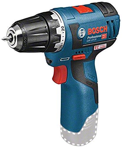 Bosch GSR 10,8 V-EC Professional - Tecnología De Litio: Gama 10,8 V
