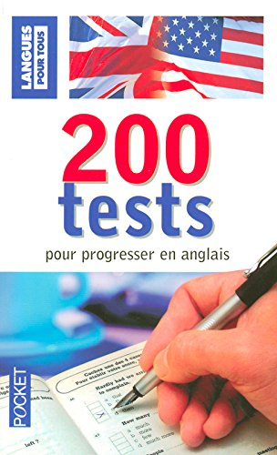 200 tests Anglais par Jean-Pierre BERMAN