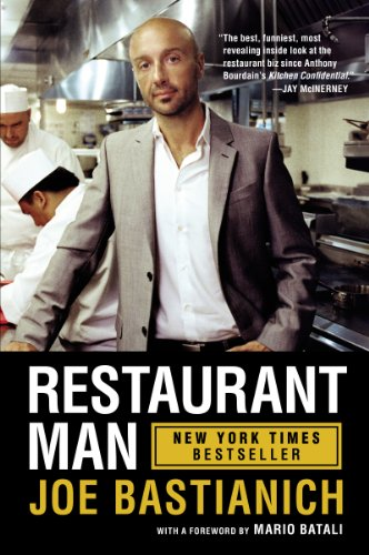 Restaurant Man (English Edition) (Mario Batali Pizza)