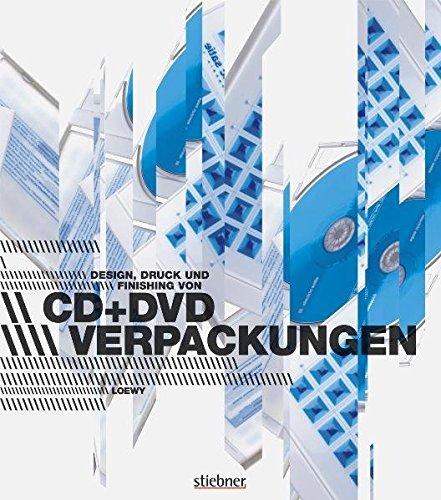 Design, Druck und Finishing von CD + DVD Verpackungen