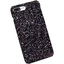 coque iphone 6 plus paillette noir