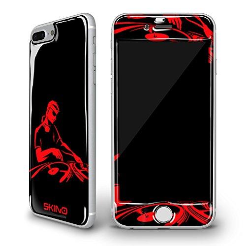 Skino™ Skin 3D Anti-Gravità Custodia Case Cover Hands-Free Selfie Resina Gel Ultra Sottile Antiurto per iPhone 5 / 5s / 5 SE / 6/6 Plus / 6s / 6s Plus / 7/7 Plus Anti-Scratch Slim riutilizzabile Prote CL-8