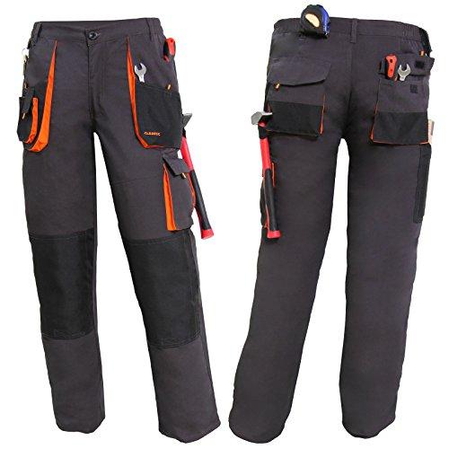 Preisvergleich Produktbild Arbeitshose Bundhose Berufsbekleidung Arbeitskleidung Größe 48 NEU