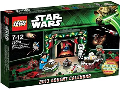 LEGO Star Wars - Calendario de adviento (75023)