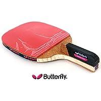 Nouveau Papillon Addoy P20Raquette de tennis de table support à stylos Paddle Raquette de ping pong et boule/Premium de tennis de table Technologie Papillon