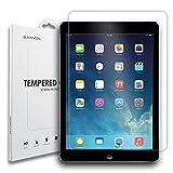 Ganvol Panzerglas für Apple iPad 2018 9,7 Zoll, iPad 9.7 2017 Panzerfolie, iPad Pro 9.7 2016 Panzerglasfolie, iPad Air 2 2014 Hartglas, iPad Air 1 2013