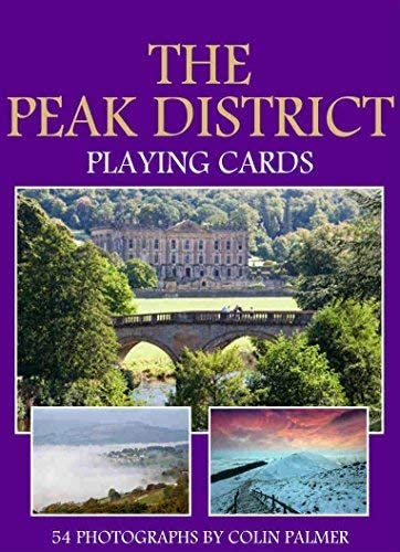 signs-unique The Peak Région 52 Cartes à Jouer + Jokers ( HPC ) | Qualité Fine