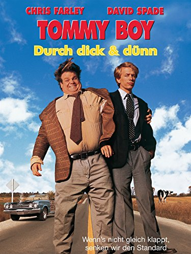 Tommy Boy Durch Dick & Dünn [dt./OV]