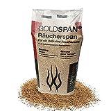 GoldspanRäuchermehl B 5/10 extra fein 15kg Körnung