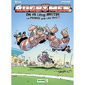 Les Rugbymen T1: On va leur mettre les poings sur les yeux