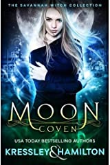 Moon Coven by Conner Kressley (2016-04-20) Paperback