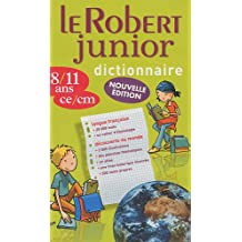 ROBERT JUNIOR 8/11ANS CE/CM
