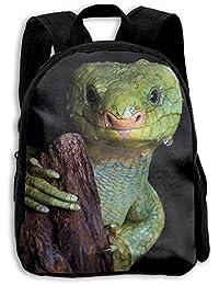 Mochila Escolar para niños con diseño de dragón y lagartos ...