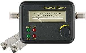 DUR-line® SF 2400 - Satfinder - Messgerät zur exakten Justierung Ihrer Satelliten-Antenne - mit hoher Eingangsempfindlichkeit
