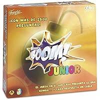 Boom Junior, Juego de Mesa, (Famosa 700013150)