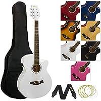 Tiger ACG4-WH Un Pack Guitare - Électro-acoustique - Blanc