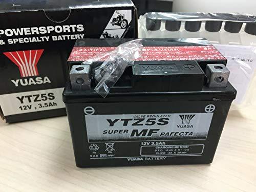 Quadmaxx Genuine Yuasa YTZ5S batt