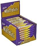 Milka Waffelini  - Waffelriegel mit einer Crèmefüllung überzogen mit Alpenmilch Schokolade - Thekendisplay - 35 Riegel à 31g