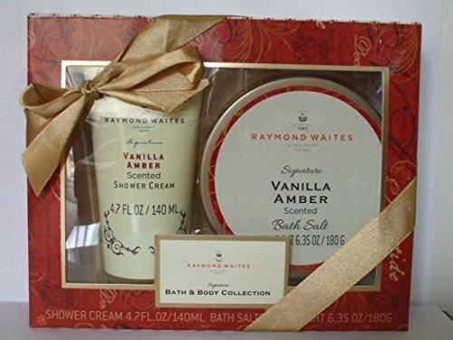 raymond-waites-vanilla-amber-bath-gift-set-2-piece-by-raymond-waites