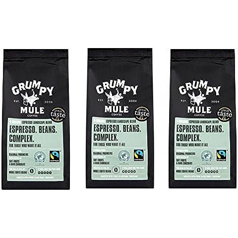 Grumpy Mule Caffè In Grani - Casella