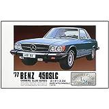 Micro Ace 1/24 del propietario 24 No.3 '77 Mercedes-Benz 450