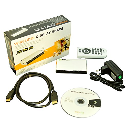 Transmisor de Audio y Video PNI AV601 y RJ45 airfun y aircontrol