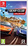 Gear. Club Unlimited (Nintendo Switch)