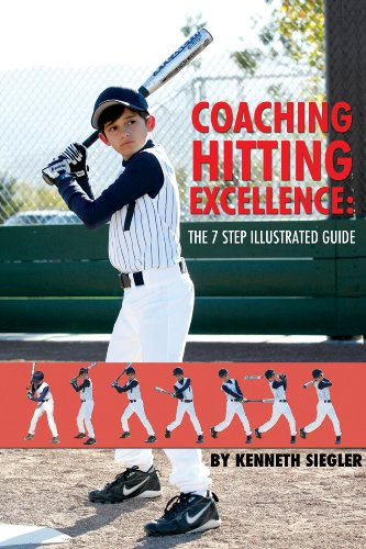 Coaching Hitting Excellence: The 7 Step Illustrated Guide (English Edition) -