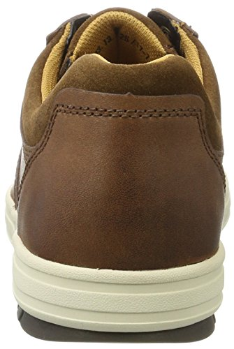 Camel Active Laponia 13, Sneakers Basses Homme Marron (Cigar/tobacco)