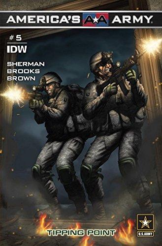 America's Army #5: Tipping Point (English Edition) por M. Sherman
