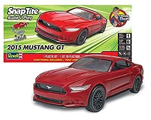 Kit de Modelos de plástico, 2015 Mustang, escala  1:25