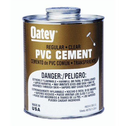 premier-257500-pvc-regular-bodied-pipe-cement-1-4-pint-can-clear-by-oatey