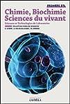 Chimie, biochimie, sciences du vivant...