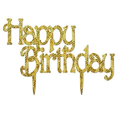 iStary 2018 Kuchen Deckel Acryl Silhouette Geburtstagskuchen Plakat DIY Paargeburtstagskuchen Holen Hochzeit Brautparty Kuchen Dekor Tortendeko Tischdeko