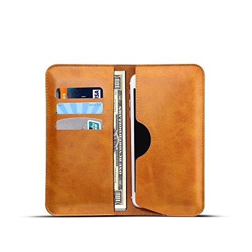 Uniqstore multifunktionale Brieftasche Phone Hülle für IPhone X Grau Khaki