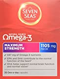 Seven Seas Maximum Strength Omega-3 from Seven Seas Ltd