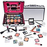 Best Train Cases - SHANY Cosmetics Carry All Train Case with Makeup Review