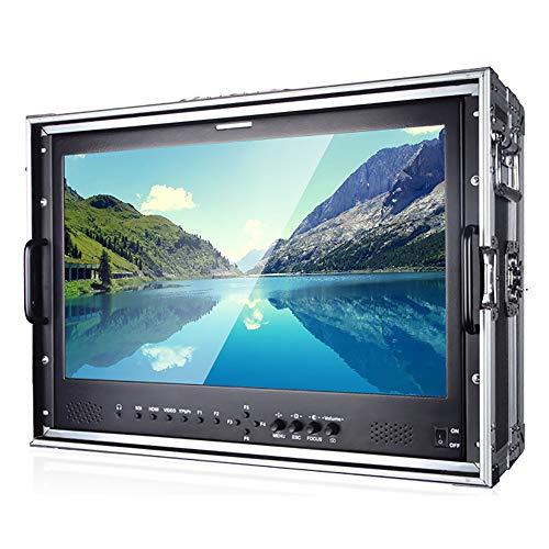 Tragbare Av-wagen (LFTS Kamerafeldmonitor Pro Broadcast 21,5