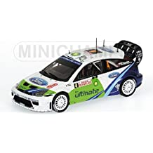 FORD FOCUS RS WRC'05 Montecarlo, (Kresta/Tomanek)