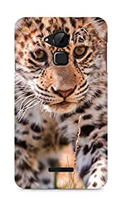 Amez designer printed 3d premium high quality back case cover for Coolpad Note 3 (Jaguar wild nature)