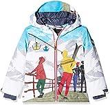 CMP Mädchen Wattierte 5000 Twill Skijacke Jacke, B.Co-Granita-Ice, 110