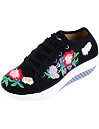 Sneakers casual blu per donna Hengsong DRlOY03cz