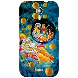 Micromax A117 Canvas Magnus - Classy Matte Finish Phone Cover
