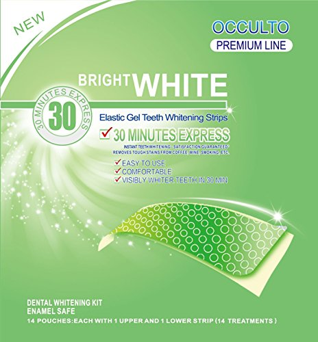 occulto-premium-line-30-min-express-28-whitestrips-teeth-whitening-strips-advanced-no-slip-technolog