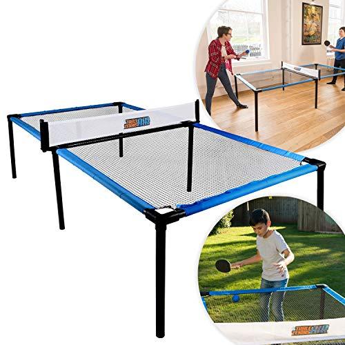 JumpStar Sports Table Tennis Air Volleyball Indoor Outdoor Portable Spider Ball Garden Game