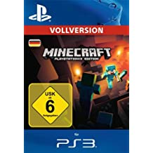 Minecraft - Standard Edition | PS3 Download Code - deutsches Konto