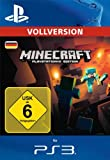 Minecraft - Standard Edition | PS3 Download Code - deutsches Konto Standard