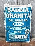Geosism & Nature Sabbia carbonatica 0,5/3mm (25 kg - 20 lt)
